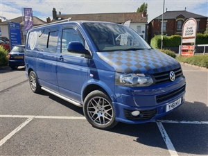 Large image for the Used Volkswagen T5 T28 CAMPERVAN