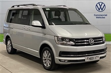 Used Volkswagen Caravelle
