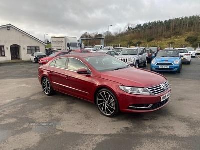 Volkswagen Cc £15,427 - £20,995