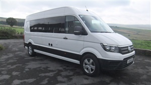 Large image for the Used Volkswagen CRAFTER CONVERSION