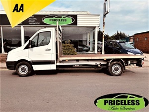 Large image for the Used Volkswagen CRAFTER CR35 TDI P/V L BMT