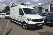 Used Volkswagen Crafter