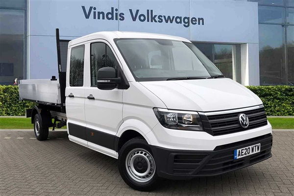 Large image for the Used Volkswagen Crafter