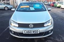 Used Volkswagen EOS
