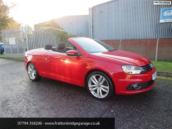 Large image for the Volkswagen EOS