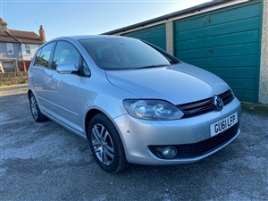 Large image for the Used Volkswagen Golf Plus