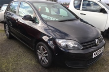 Used Volkswagen Golf Plus