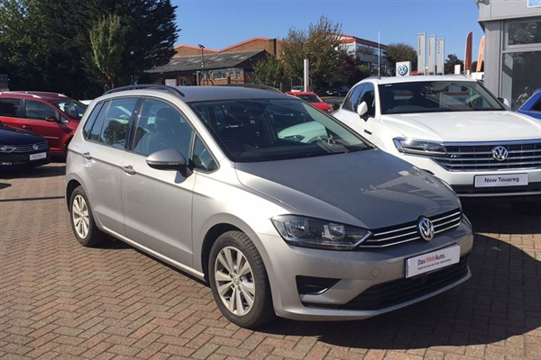 Large image for the Used Volkswagen Golf SV