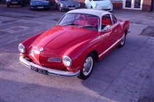 Used Volkswagen Karmann