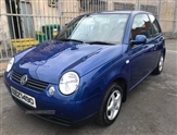 Used Volkswagen Lupo