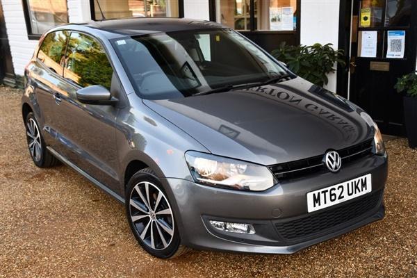 Volkswagen Polo £21,160 - £31,495