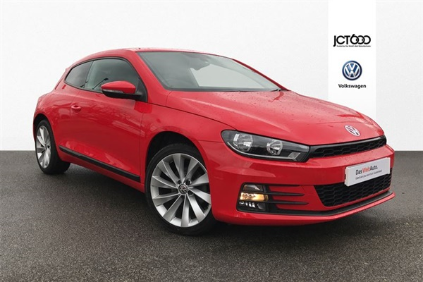 Large image for the Used Volkswagen Scirocco