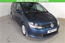 Used Volkswagen Sharan
