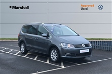 Used Volkswagen Sharan