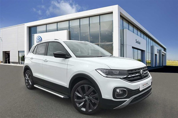 Large image for the Used Volkswagen T-Cross