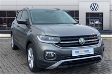 Used Volkswagen T-Cross