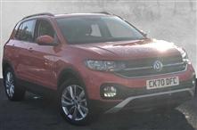 Used Volkswagen T-Cross