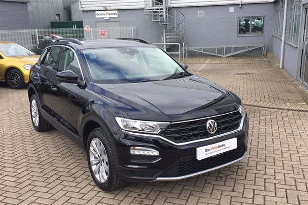 Large image for the Used Volkswagen T-Roc