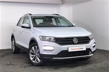 Used Volkswagen T-Roc