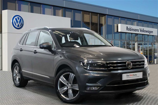 Large image for the Used Volkswagen Tiguan