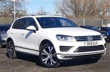 Used Volkswagen Touareg