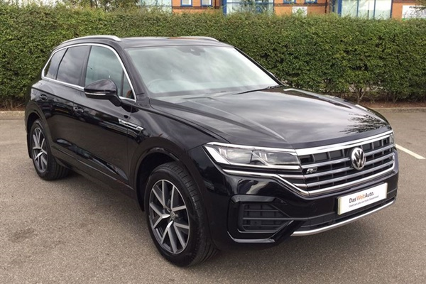 Large image for the Used Volkswagen Touareg