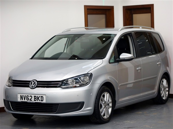 Large image for the Used Volkswagen Touran
