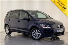 Used Volkswagen Touran