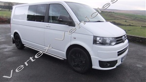 Large image for the Used Volkswagen TRANSPORTER KOMBI