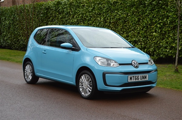 Large image for the Volkswagen up!
