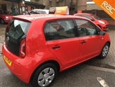Used Volkswagen up!