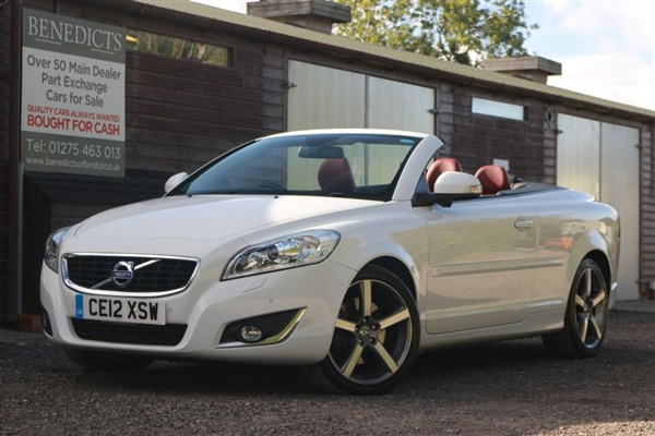 Living with a Volvo C70
