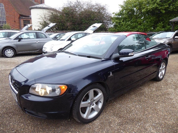 Large image for the Volvo C70