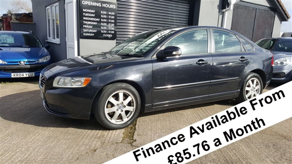 Large image for the Volvo S40