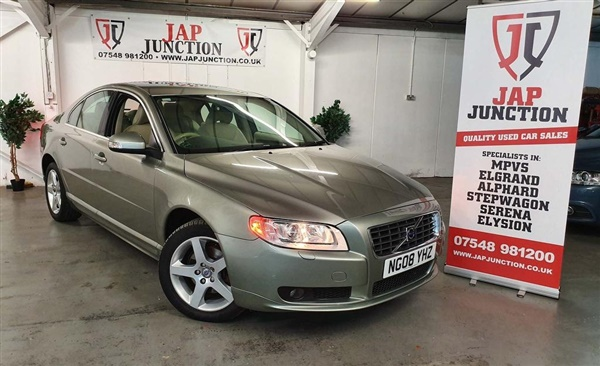 Large image for the Volvo S80