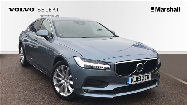 Large image for the Volvo S90