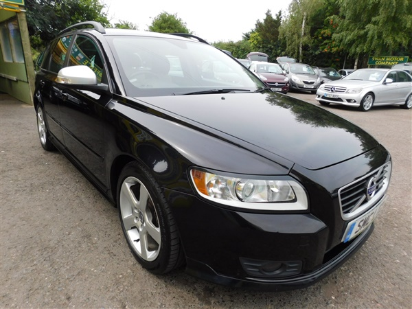 Large image for the Volvo V50