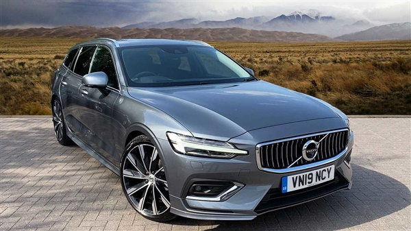 Large image for the Volvo V60