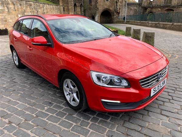 Volvo V60 £31,997 - £46,000
