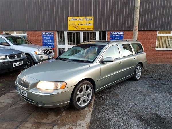 Large image for the Used Volvo V70