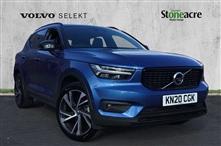 Used Volvo XC40