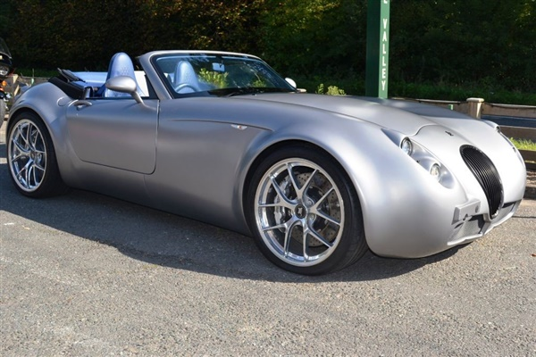 Large image for the Used Wiesmann MF4