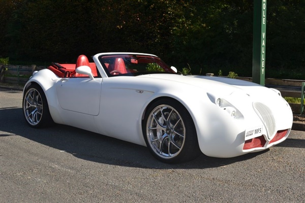 Large image for the Used Wiesmann MF5
