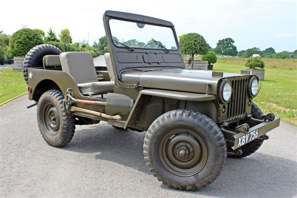 Large image for the Used Willys M38 CDN