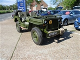 Used Willys Jeep
