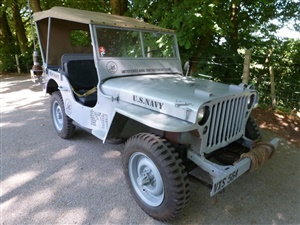 Large image for the Used Willys Light 4x4 Utility