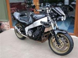 Large image for the Used Yamaha FZ